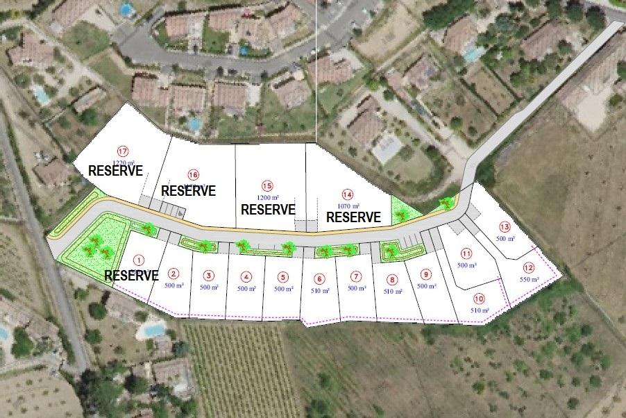 Terrains du constructeur VENTOUX HABITAT • 500 m² • SAINT PIERRE DE VASSOLS