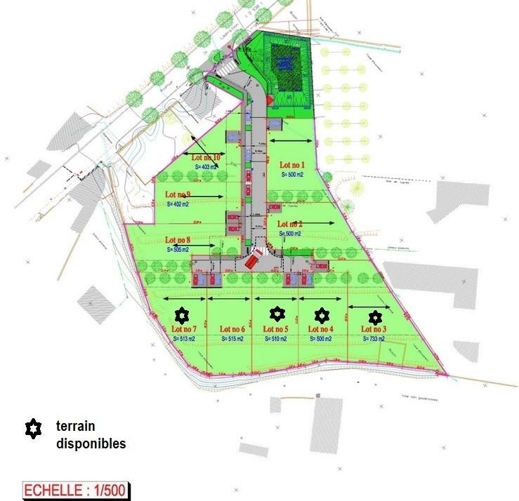Terrains du constructeur VENTOUX HABITAT • 510 m² • MALAUCENE