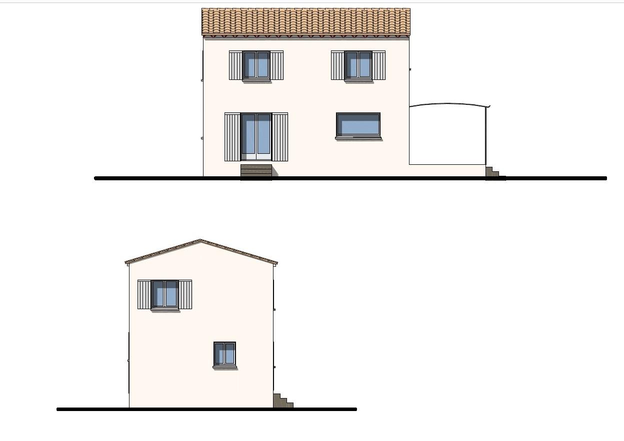 Maisons du constructeur VENTOUX HABITAT • 92 m² • CARPENTRAS