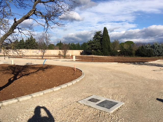 Terrains du constructeur VENTOUX HABITAT • 541 m² • CARPENTRAS