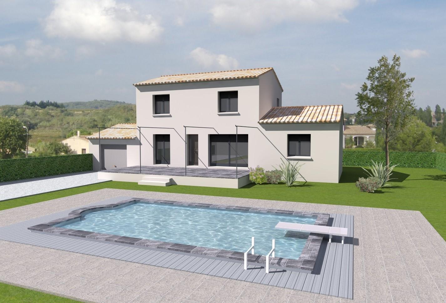 Terrains du constructeur VENTOUX HABITAT • 389 m² • CARPENTRAS