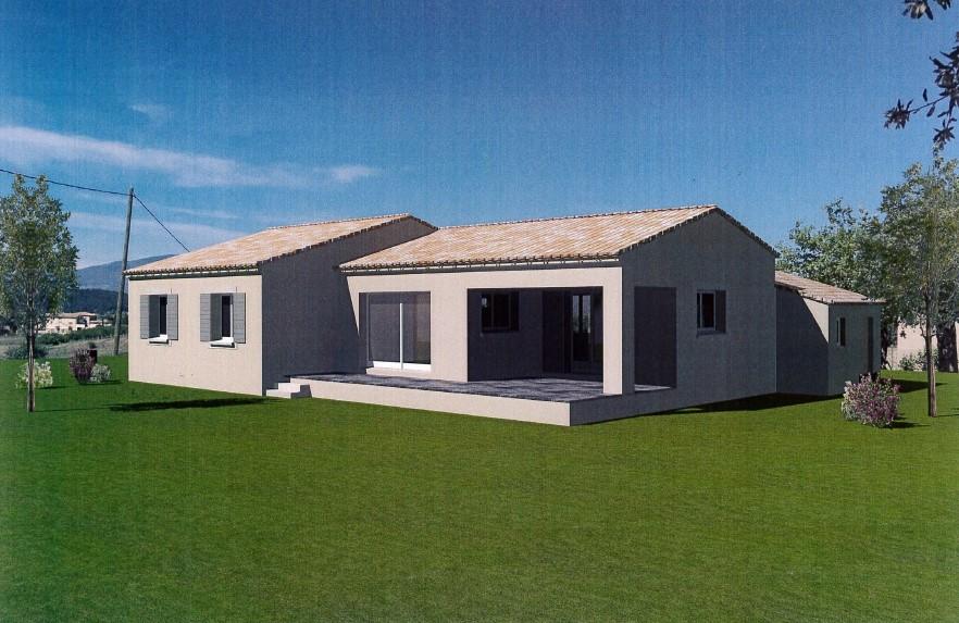 Maisons + Terrains du constructeur VENTOUX HABITAT • 88 m² • CARPENTRAS