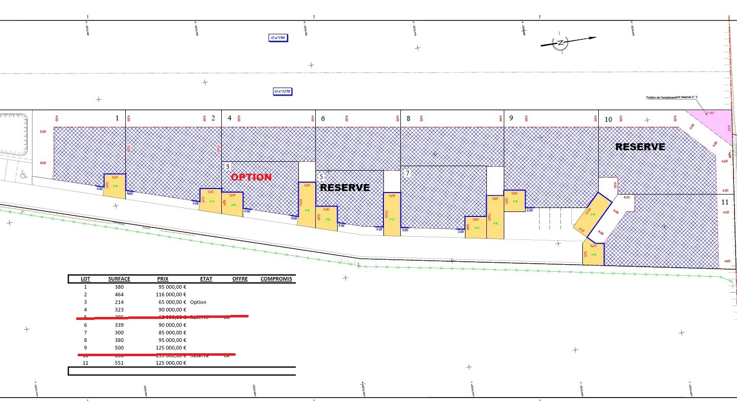 Terrains du constructeur VENTOUX HABITAT • 464 m² • BEDOIN