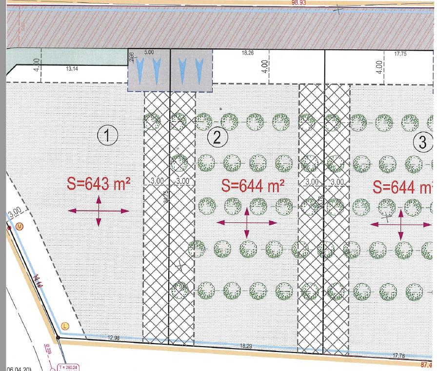 Terrains du constructeur VENTOUX HABITAT • 644 m² • BLAUVAC