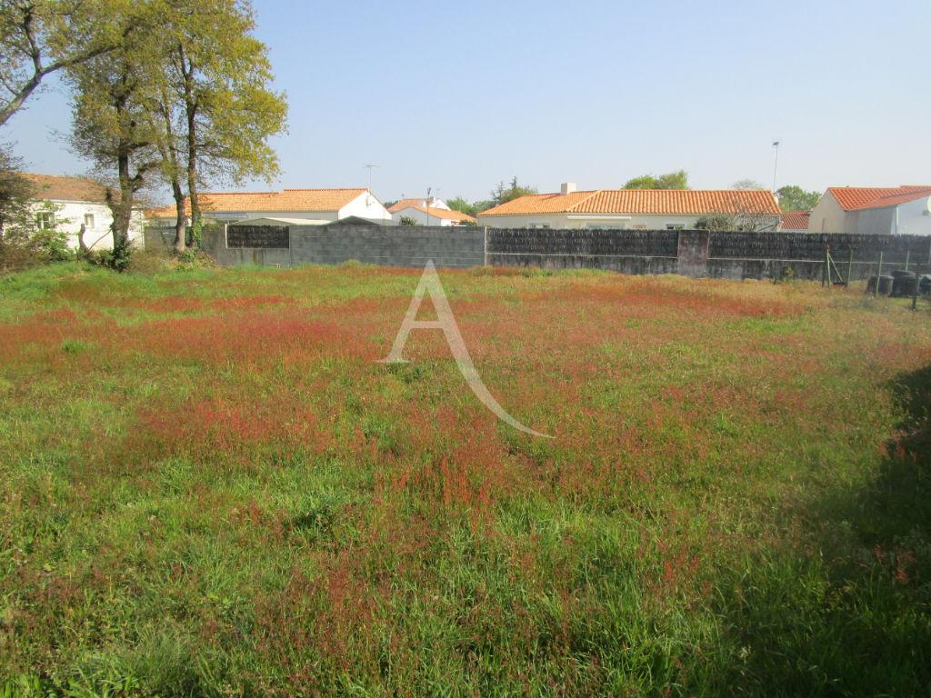 Terrains du constructeur L ADRESSE CHALLANS • 619 m² • CHALLANS