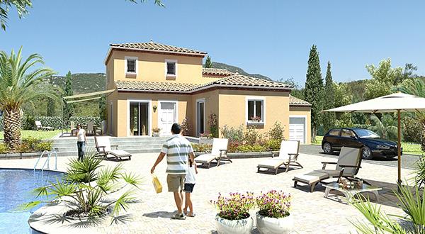 Maisons + Terrains du constructeur MAISONS GUITARD • 100 m² • GRABELS