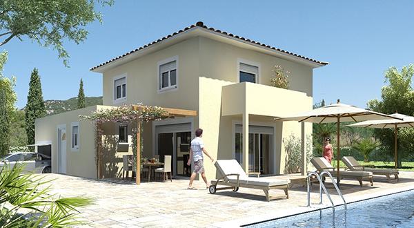 Maisons + Terrains du constructeur MAISONS GUITARD • 80 m² • SAUSSAN