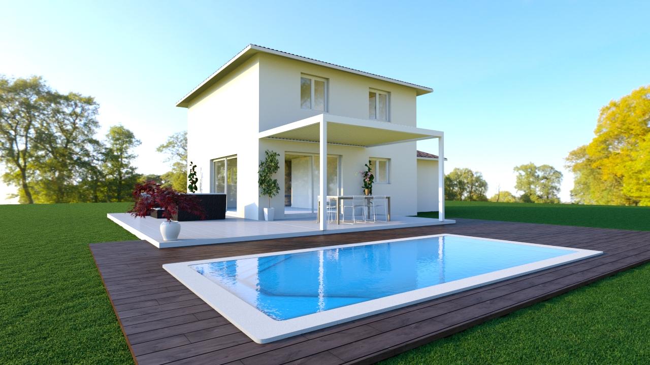 Maisons + Terrains du constructeur MAISONS GUITARD • 90 m² • GALARGUES