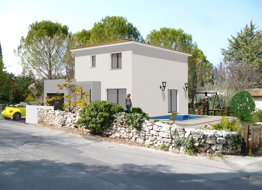 Maisons + Terrains du constructeur MAISONS GUITARD • 86 m² • MUDAISON
