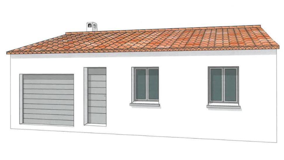 Maisons + Terrains du constructeur SM 11 • 55 m² • SALLES D'AUDE