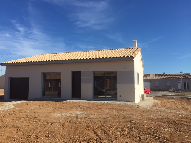 Maisons + Terrains du constructeur SM 11 • 65 m² • CANET