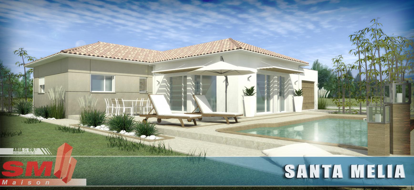 Maisons + Terrains du constructeur SM 11 • 100 m² • CRUSCADES