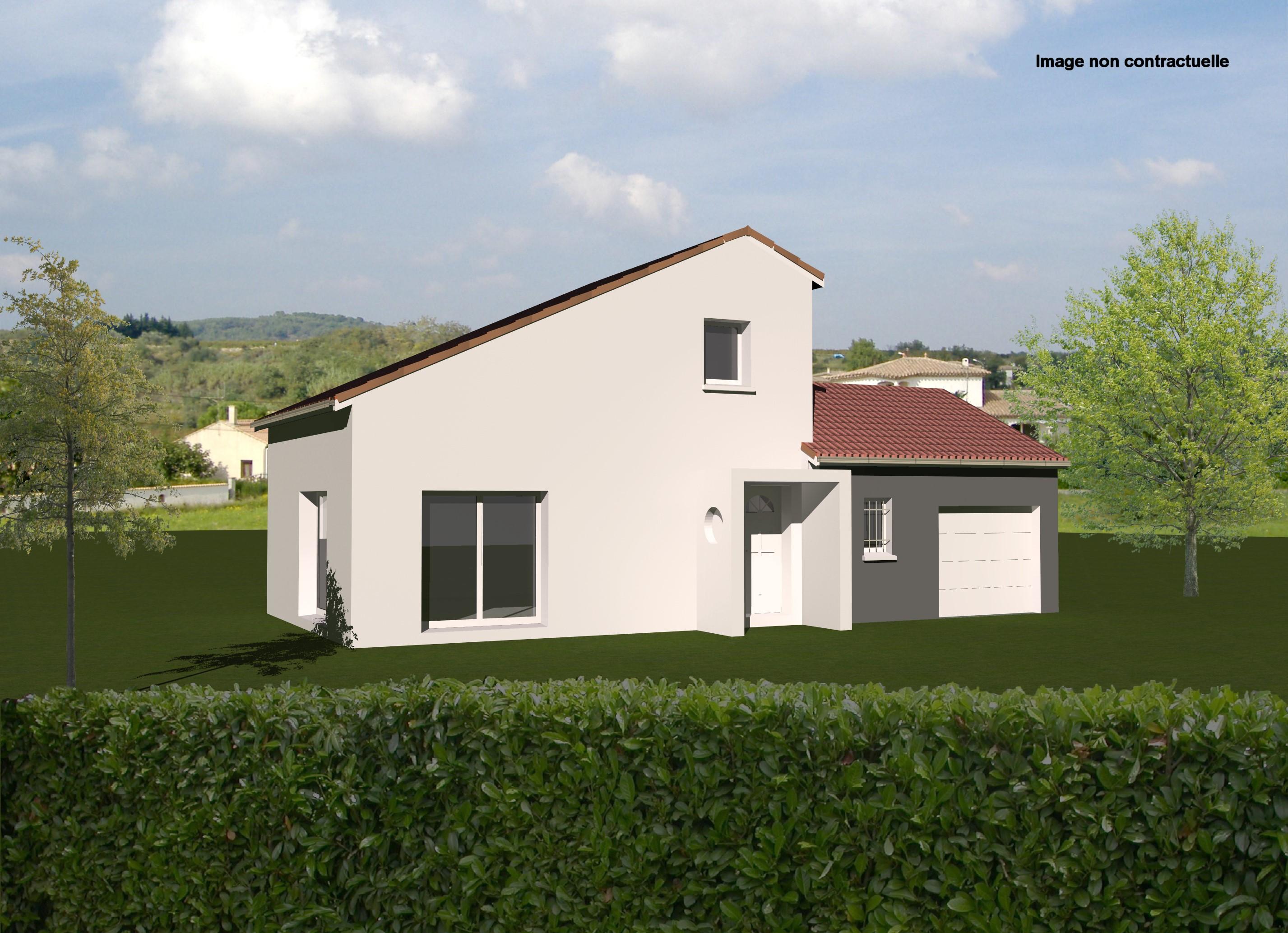 Maisons + Terrains du constructeur MAISONS CONCEPT 2000 •  m² • MARSAT