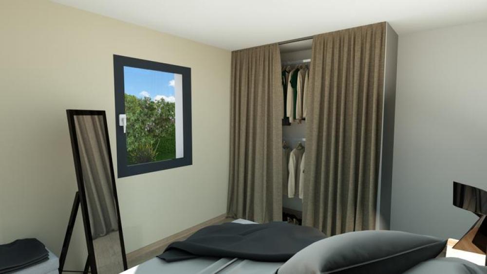 Maisons du constructeur MAISONS ELAN • 108 m² • EFFIAT