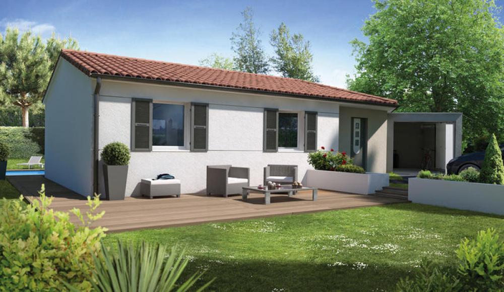 Maisons du constructeur MAISONS ELAN • 95 m² • RIOM
