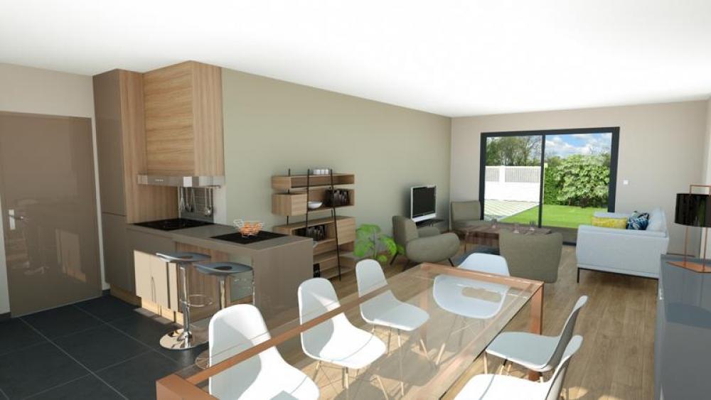 Maisons du constructeur MAISONS ELAN • 89 m² • PONTAUMUR