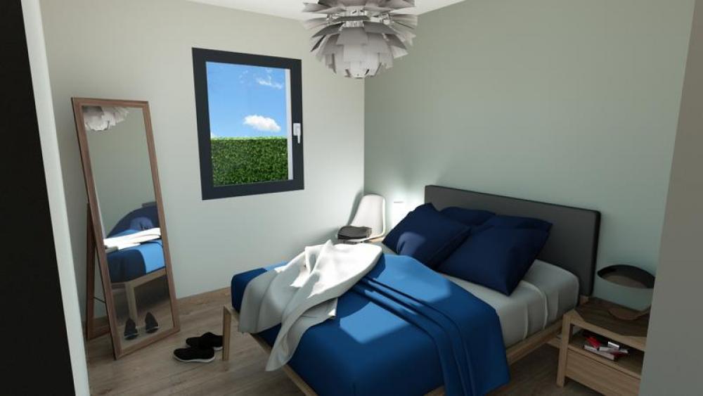 Maisons du constructeur MAISONS ELAN • 88 m² • VOLVIC