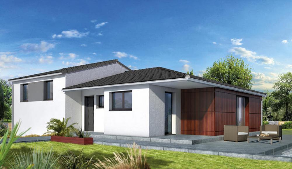 Maisons du constructeur MAISONS ELAN • 110 m² • CHAURIAT