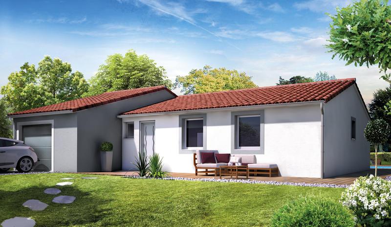 Maisons du constructeur MAISONS ELAN • 84 m² • MARCILLAT