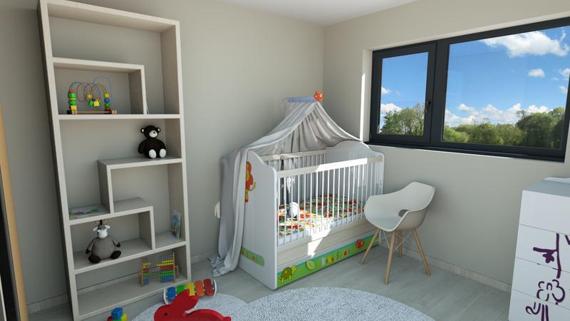 Maisons du constructeur MAISONS ELAN • 84 m² • BAS ET LEZAT