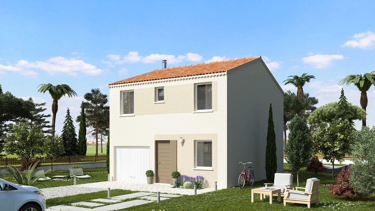 Maisons + Terrains du constructeur MAISON PHENIX • 92 m² • LABARTHE SUR LEZE