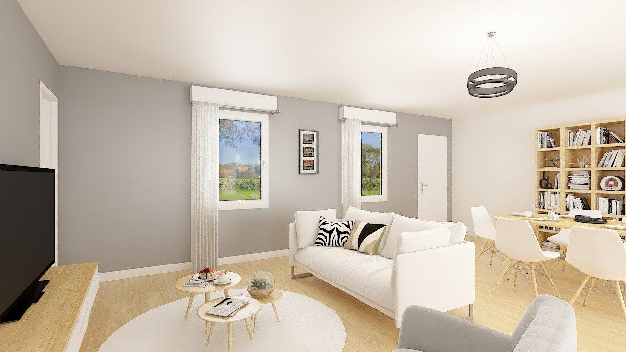 Maisons + Terrains du constructeur MAISON PHENIX • 110 m² • MONTASTRUC LA CONSEILLERE