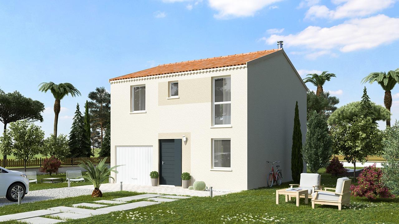 Maisons + Terrains du constructeur MAISON PHENIX • 101 m² • RIEUMES