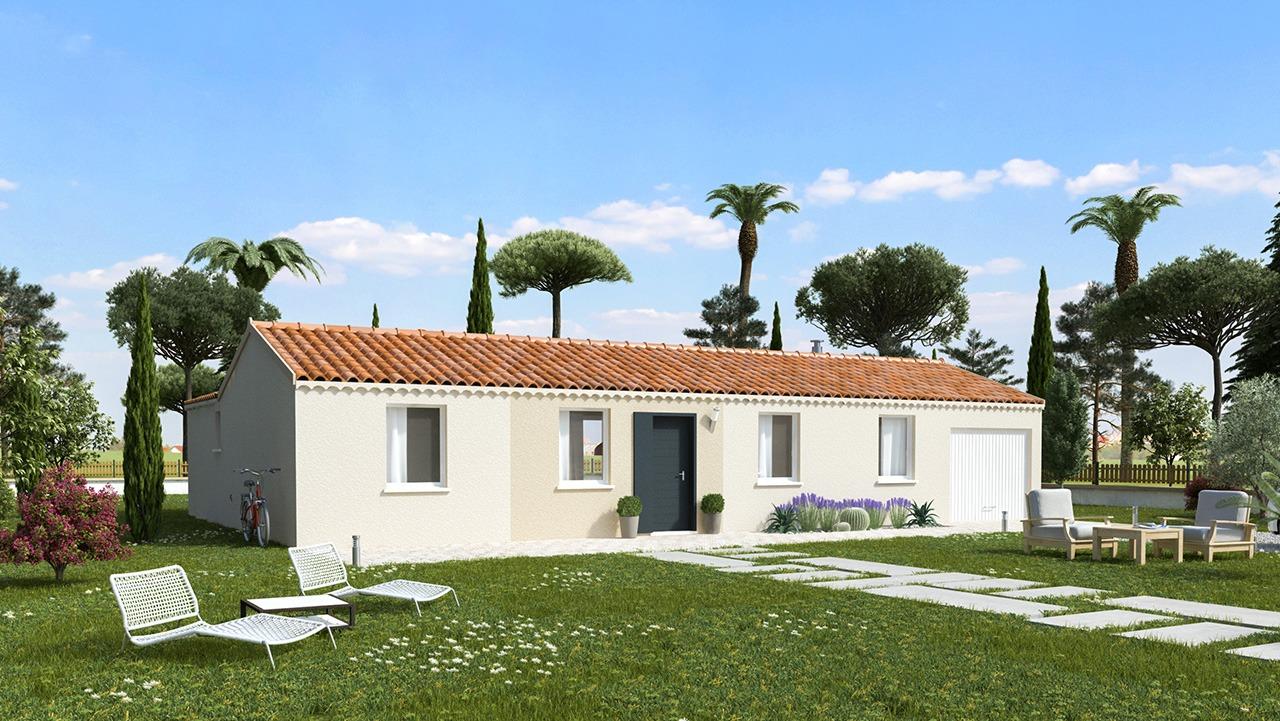 Maisons + Terrains du constructeur MAISON PHENIX • 97 m² • GRENADE