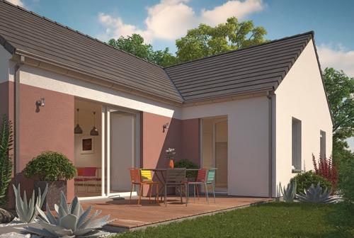 Maisons + Terrains du constructeur MAISON PHENIX • 104 m² • SAINT ALBAN