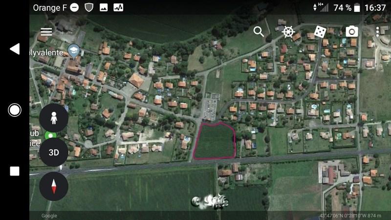 Terrains du constructeur CAPI FRANCE • 7363 m² • SAINT MAURICE SUR ADOUR