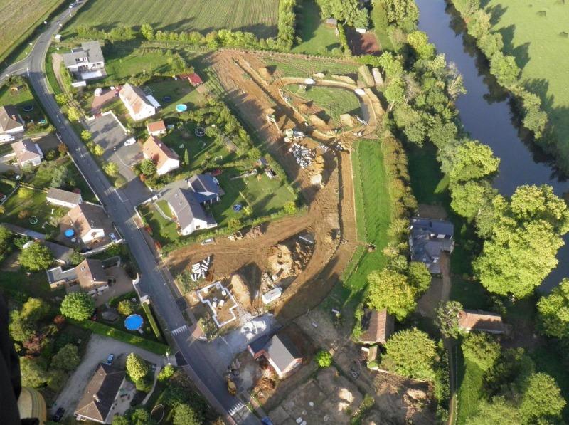 Terrains du constructeur MEGAGENCE • 403 m² • FILLE