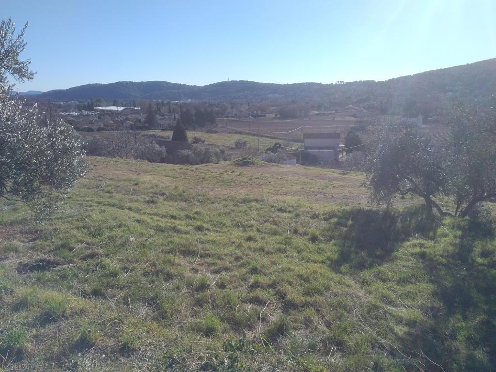 Terrains du constructeur MAXIHOME CLAIRIMMO • 4000 m² • DRAGUIGNAN