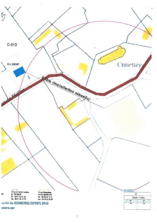 Terrains du constructeur SCP COLLETTE PATEY BERTIN ET MARTINE • 0 m² • HAUT LOQUIN