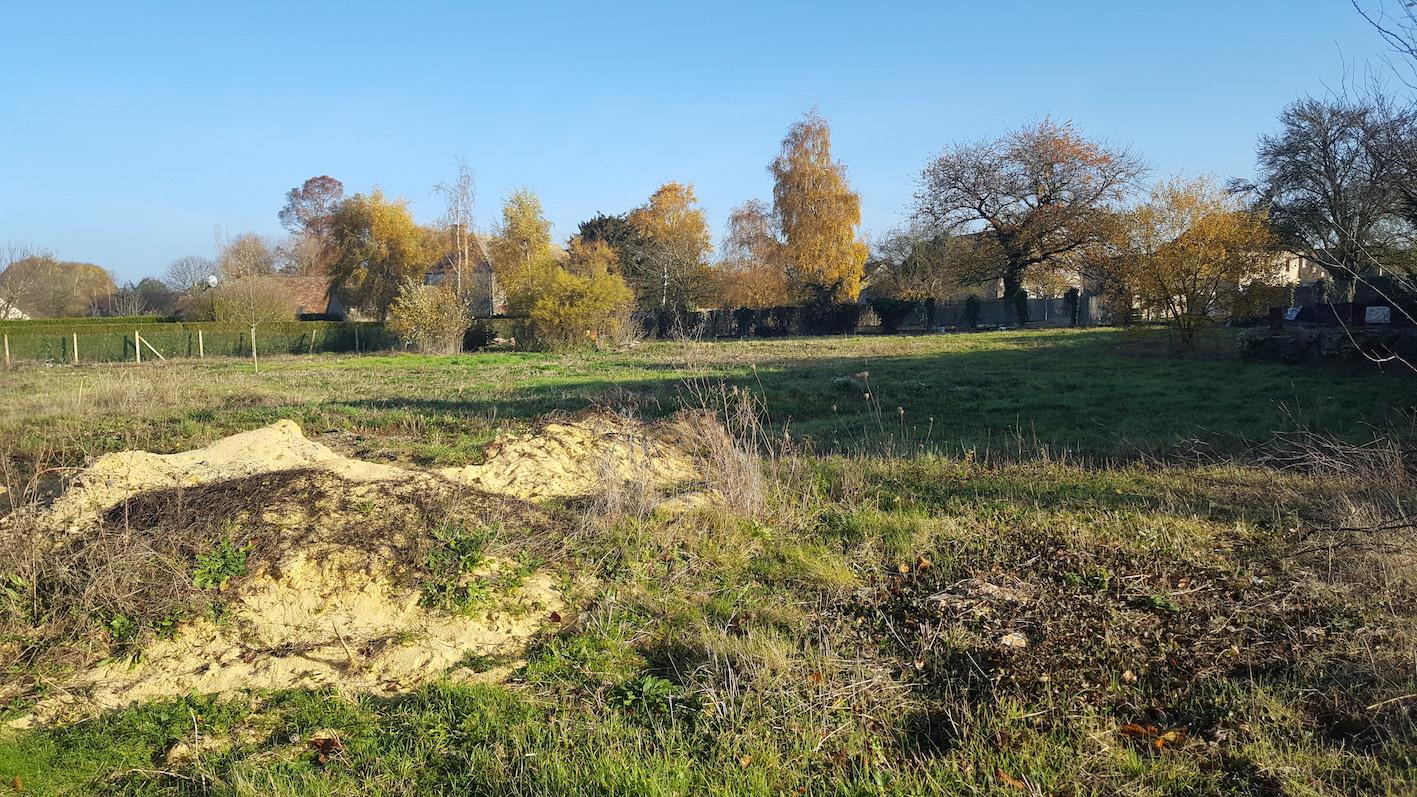 Terrains du constructeur GROUPE DIOGO FERNANDES • 1002 m² • NOGENT LE ROI