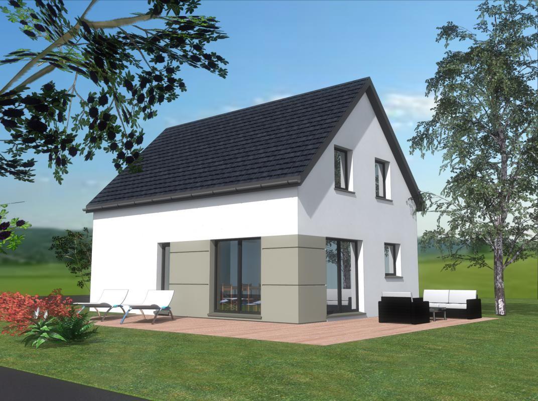 Maisons du constructeur MAISONS C  RIZZON ALSACE • MERTZWILLER