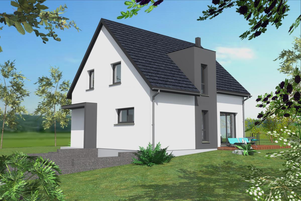 Maisons du constructeur MAISONS C  RIZZON ALSACE • FRIEDOLSHEIM