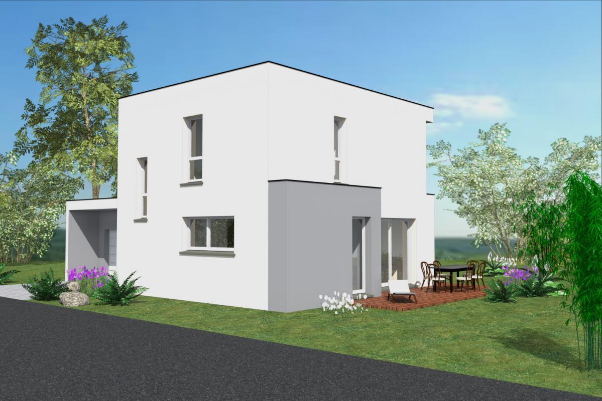 Maisons du constructeur MAISONS C  RIZZON ALSACE • 138 m² • LA WALCK