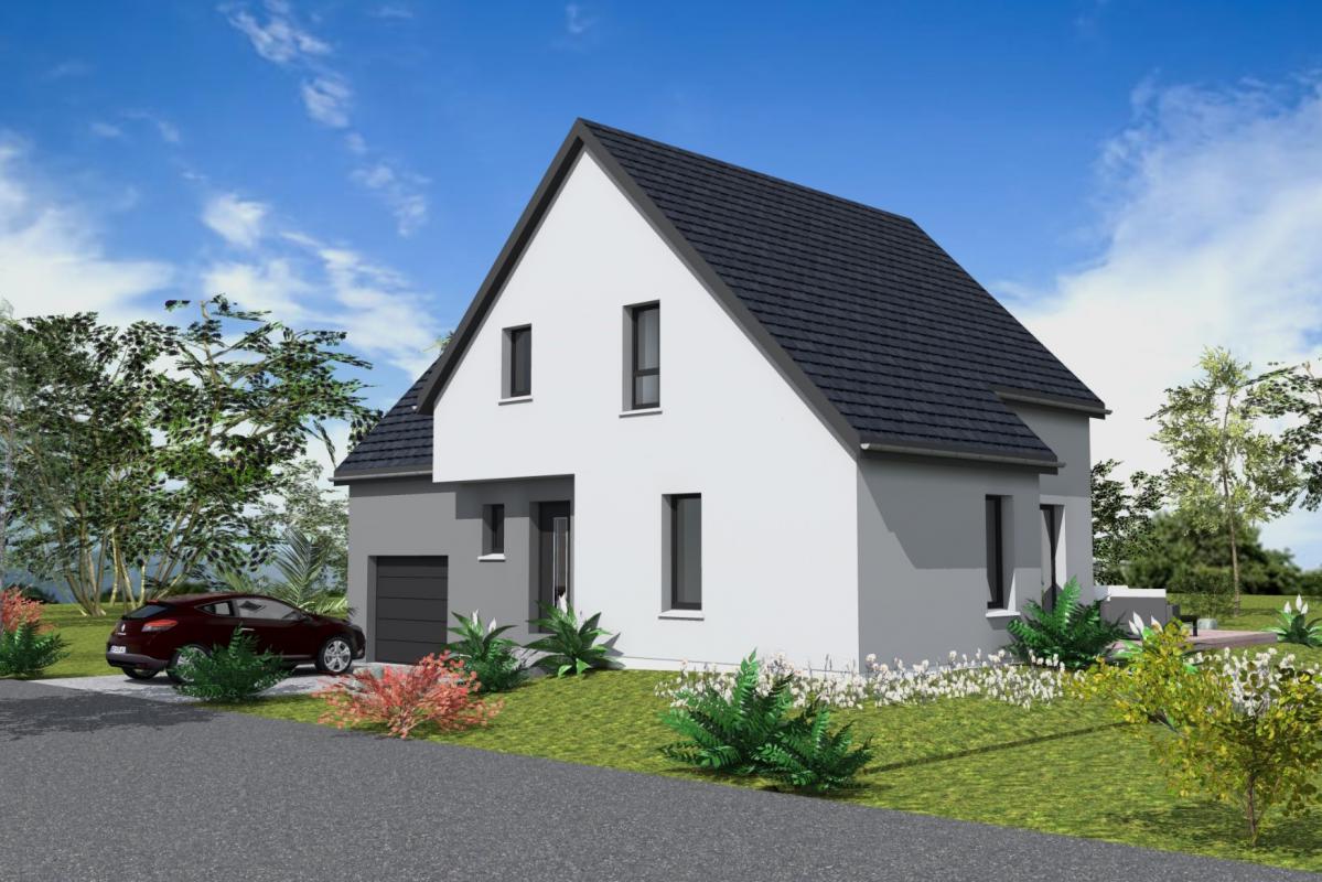 Maisons du constructeur MAISONS C  RIZZON ALSACE • BOOTZHEIM