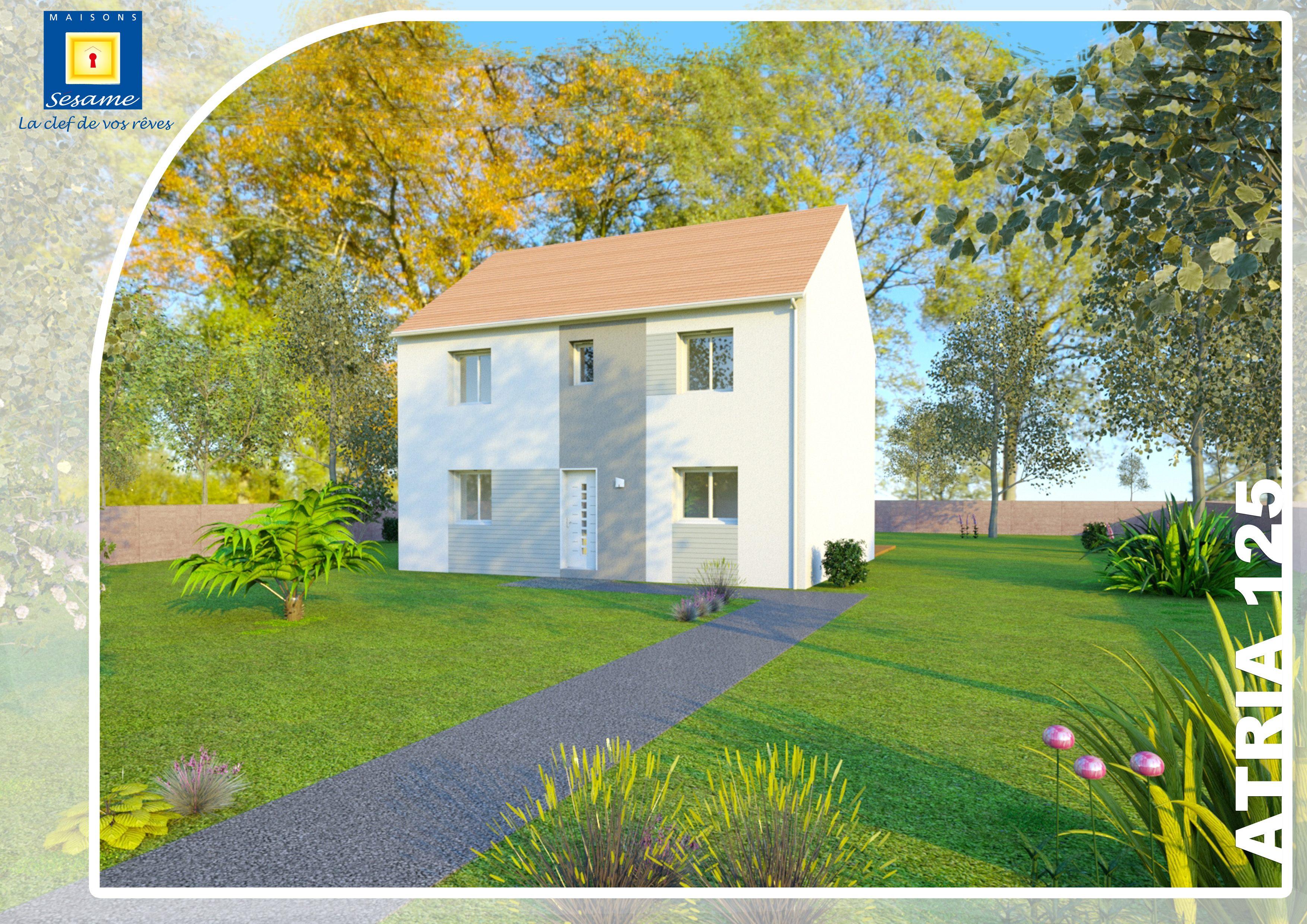 Maisons + Terrains du constructeur COFIDIM MAISONS SESAME • 123 m² • VIRY CHATILLON