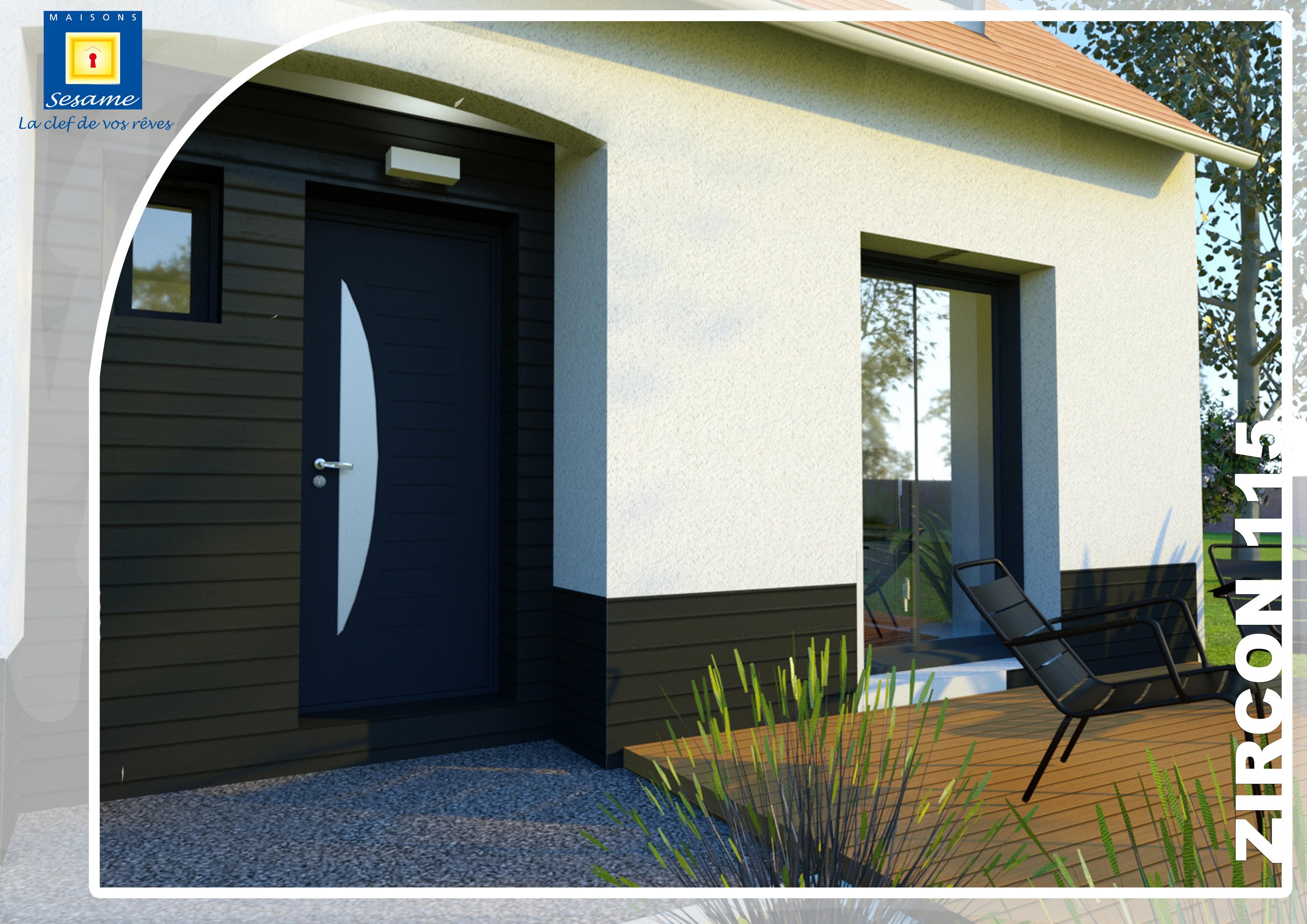 Maisons + Terrains du constructeur COFIDIM MAISONS SESAME • 95 m² • ABLIS