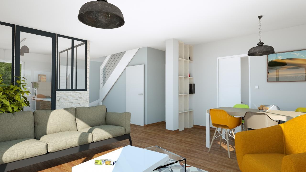 Maisons + Terrains du constructeur COFIDIM MAISONS SESAME • 105 m² • QUINCY SOUS SENART
