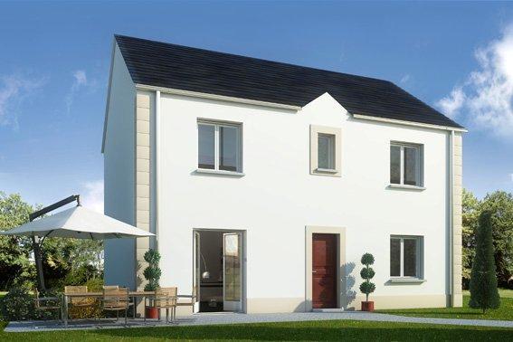 Maisons + Terrains du constructeur COFIDIM MAISONS SESAME • 100 m² • ETAMPES