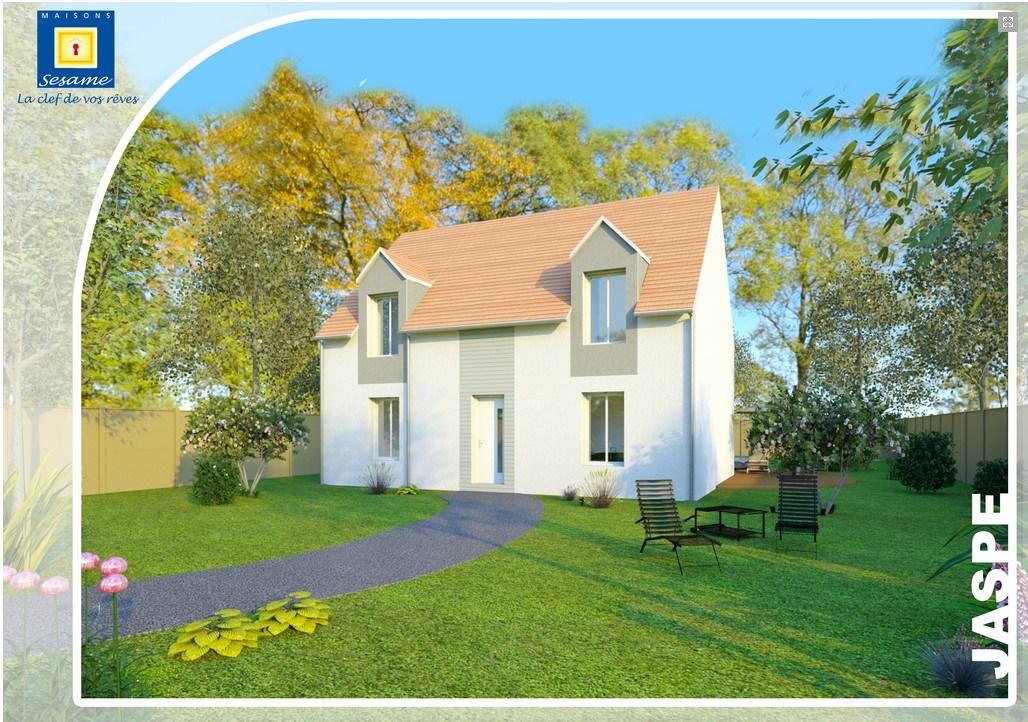 Maisons + Terrains du constructeur COFIDIM MAISONS SESAME • 80 m² • CORBEIL ESSONNES