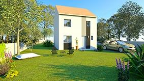 Maisons + Terrains du constructeur COFIDIM MAISONS SESAME • 105 m² • SAVIGNY SUR ORGE