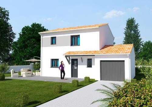 Maisons du constructeur ESQUISS BEAUZELLE • 97 m² • MONDONVILLE