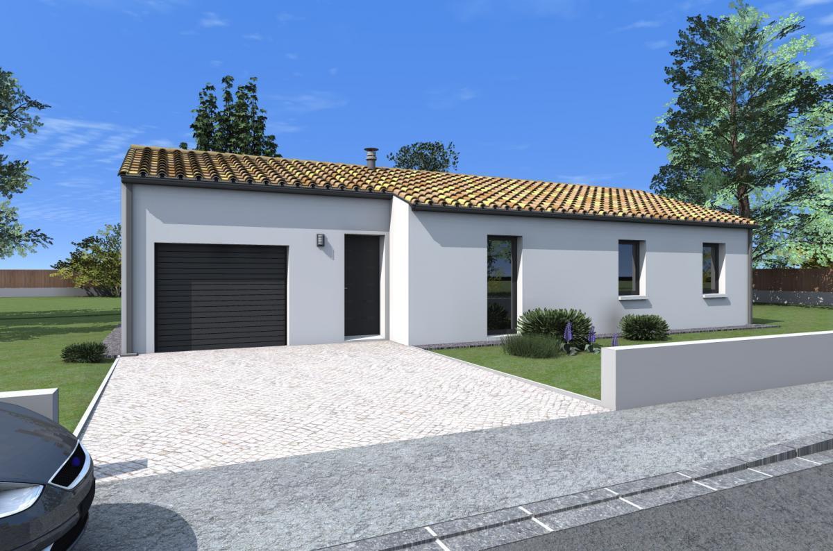 Maisons du constructeur ESQUISS BEAUZELLE • 110 m² • AURAGNE