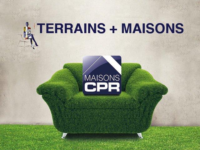 Maisons du constructeur MAISONS CPR • 89 m² • CHALETTE SUR LOING