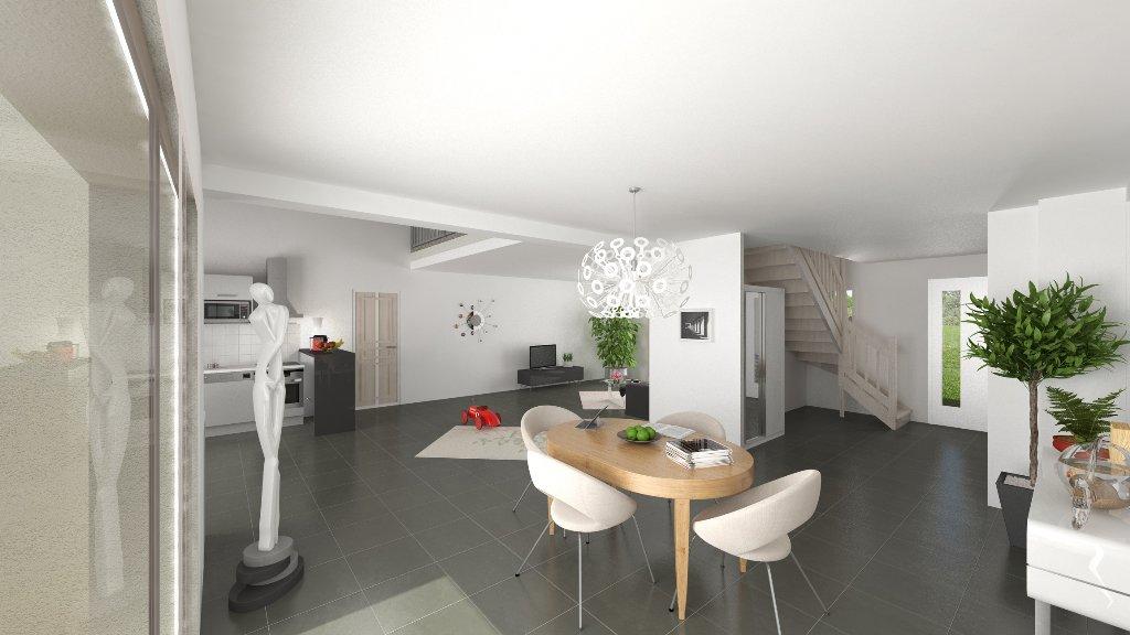 Maisons du constructeur MAISONS CPR • 144 m² • FAY AUX LOGES