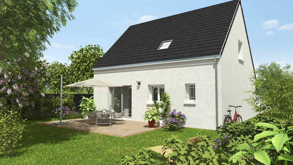 Maisons du constructeur MAISONS CPR • 92 m² • VIENNE EN VAL