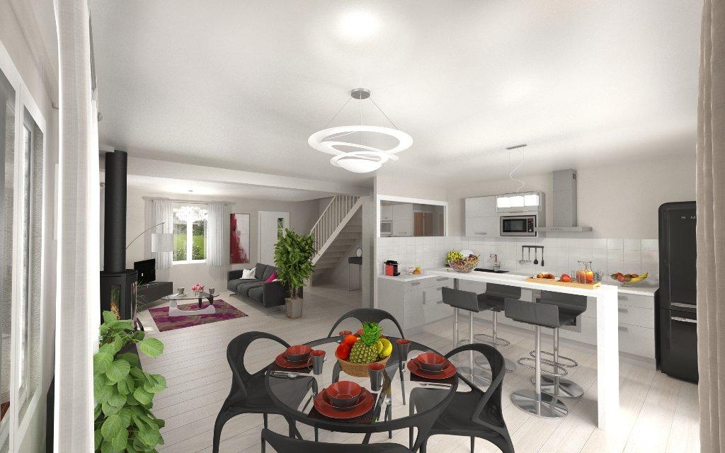 Maisons du constructeur MAISONS CPR • 98 m² • SAINT BENOIT SUR LOIRE